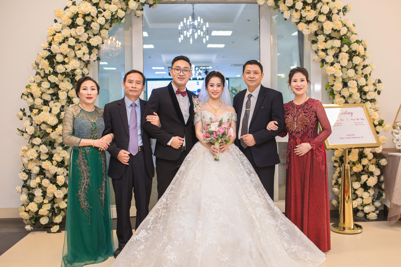 Phân biệt chụp hình truyền thống và phóng sự ngày cưới