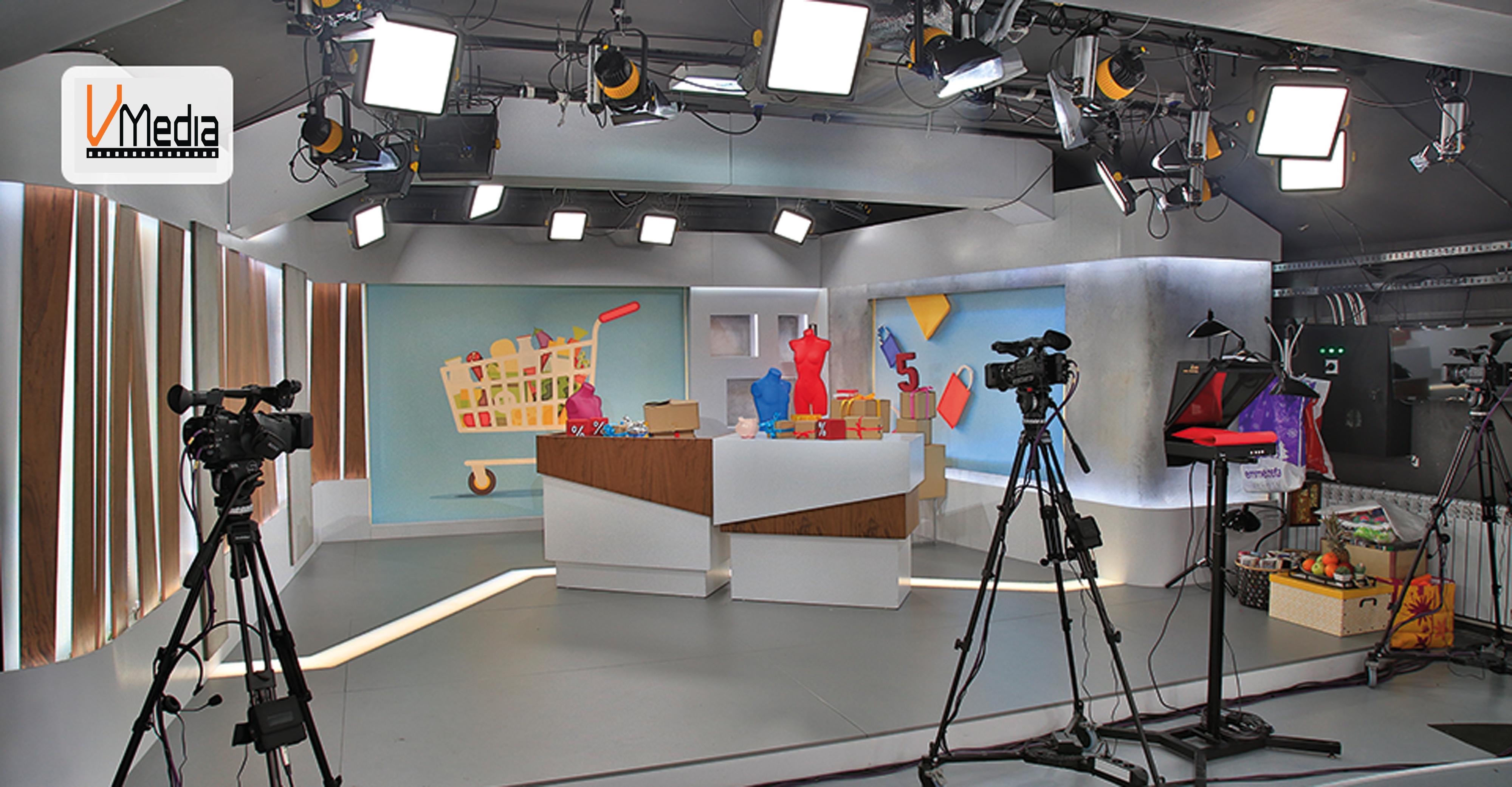 Cho thuê Studio quay talk show