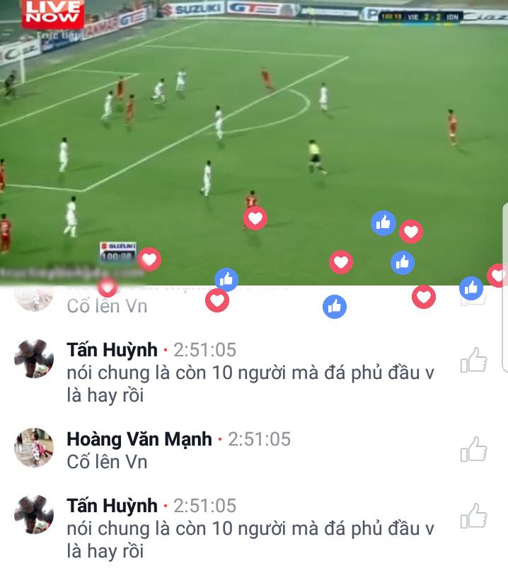 Live Stream ca nhạc, Live Stream bóng đá chuyên nghiệp